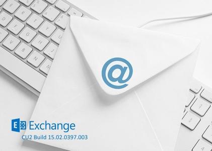 Microsoft Exchange Server 2019 CU2 (Build 15.02.0397.003)