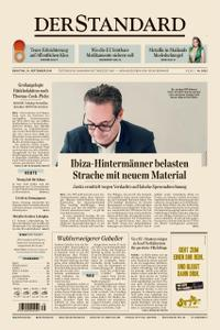 Der Standard – 24. September 2019