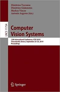 Computer Vision Systems: 12th International Conference, ICVS 2019, Thessaloniki, Greece, September 23–25, 2019, Proceedi