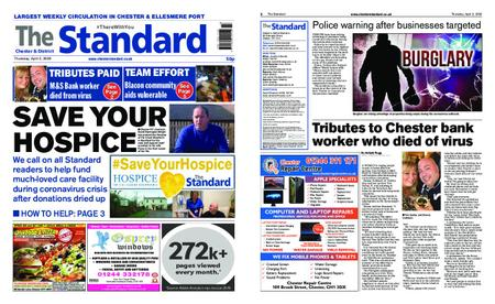 The Standard Chester & District – April 02, 2020