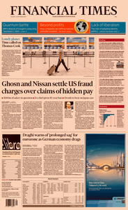 Financial Times Asia - 24 September 2019