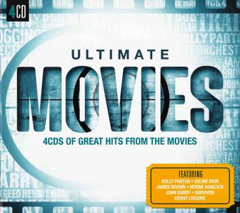VA - Ultimate... Movies: 4CDs Of Great Hits From The Movies (2015)