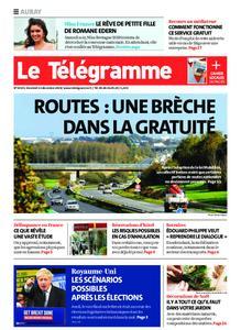 Le Télégramme Auray – 13 décembre 2019
