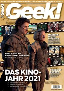 Geek! Germany – März 2021