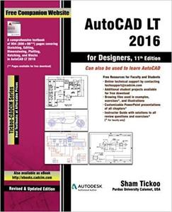 AutoCAD LT 2016 for Designers
