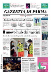 Gazzetta di Parma - 11 Giugno 2021