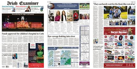 Irish Examiner – December 12, 2020