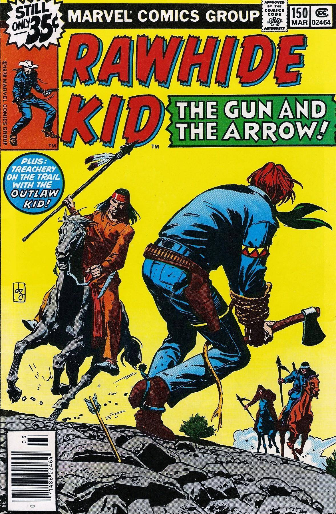 Rawhide Kid v1 150 1979 bluejeff1954