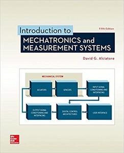 Loose Leaf for Introduction to Mechatronics and Measurement Systems (5th Edition)