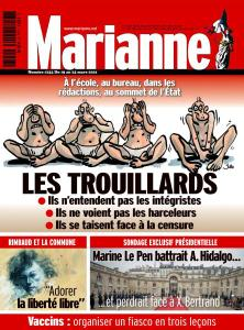 Marianne - 19 Mars 2021
