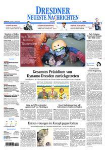 Dresdner Neueste Nachrichten - 01. Oktober 2018