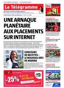 Le Télégramme Landerneau - Lesneven – 03 mai 2019