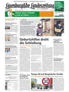 Lauenburgische Landeszeitung - 26. Oktober 2017