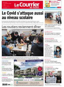 Le Courrier de l'Ouest Angers – 11 novembre 2020