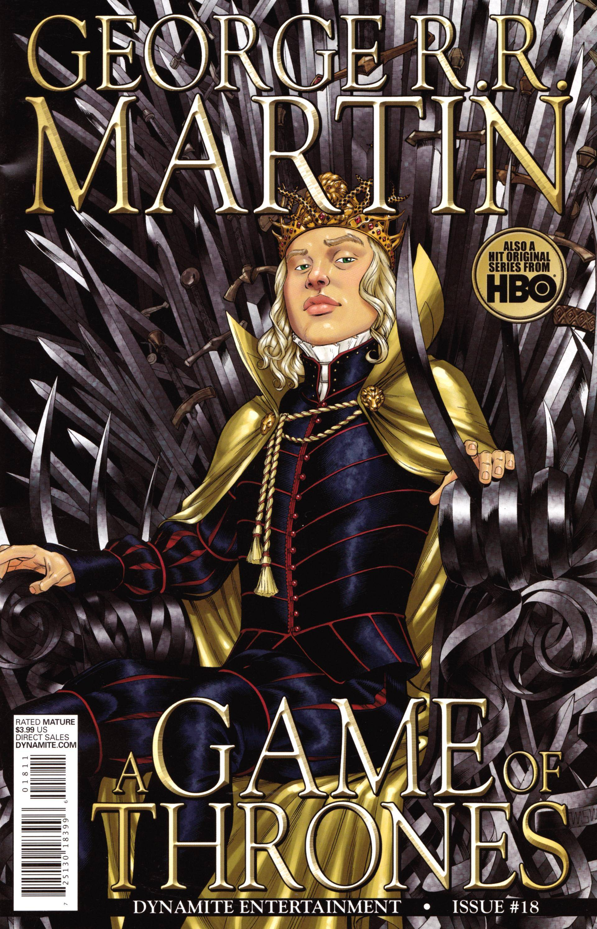 George R R Martins A Game Of Thrones 18 2014