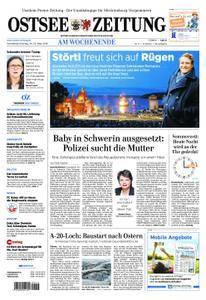 Ostsee Zeitung Wolgast - 24. März 2018