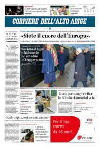 Corriere dell'Alto Adige - 24 Novembre 2019