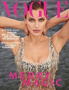 Vogue Germany - Dezember 2020