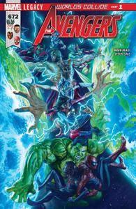 Avengers 672 2017 Digital Zone-Empire