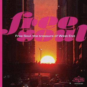 VA - Free Soul. The Treasure Of West End [2CD Set] (2014)