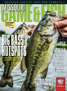 Missouri Game & Fish - April 2018