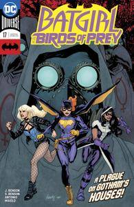 Batgirl and the Birds of Prey 017 2018 2 covers Digital Zone-Empire