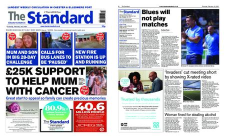 The Standard Chester & District – February 18, 2021