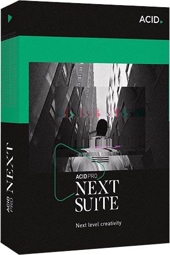 MAGIX ACID Pro Next Suite v1.0.1.17 (x86/x64) including Content WiN