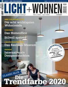 Licht und Wohnen - März-April 2020