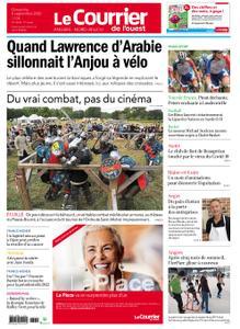 Le Courrier de l'Ouest Angers – 06 septembre 2020