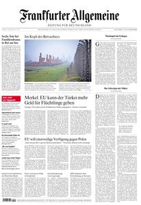 Frankfurter Allgemeine Zeitung F.A.Z. - 25. Januar 2020