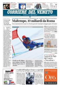 Corriere del Veneto Padova e Rovigo – 15 novembre 2018