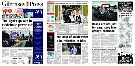 The Guernsey Press – 02 October 2018