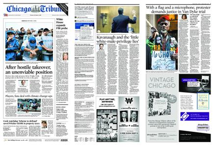 Chicago Tribune – October 02, 2018