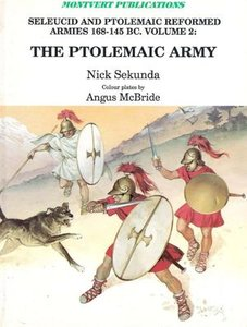 Seleucid and Ptolemaic Reformed Armies, 168-145 BC [Repost]