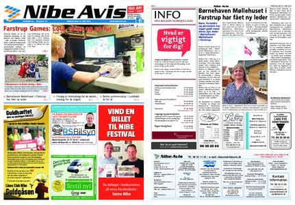 Nibe Avis – 25. juni 2019