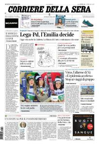 Corriere della Sera – 26 gennaio 2020