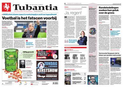 Tubantia - Enschede – 08 december 2018