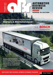 Automotive Business Review - December 2015