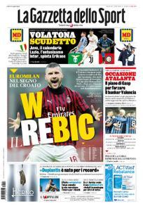 La Gazzetta dello Sport Sicilia – 18 febbraio 2020