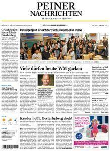Peiner Nachrichten - 27. Juni 2018