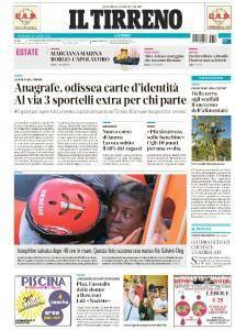 Il Tirreno Livorno - 18 Luglio 2018