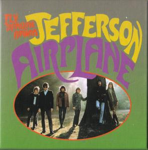 Jefferson Airplane - Fly Translove Airways (2017) {5CD Box Set, Sandoz SNZCD2003 rec 1965-1970}