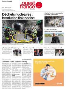 Ouest-France Édition France – 07 janvier 2020