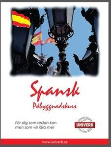 «Spansk språkkurs påbyggnadskurs» by Univerb,Ann-Charlotte Wennerholm