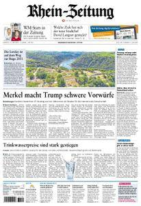 Rhein-Zeitung - 12. Mai 2018