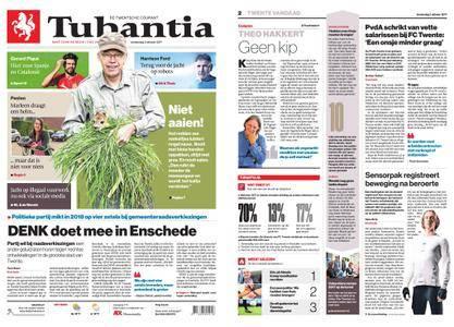 Tubantia - Enschede – 05 oktober 2017
