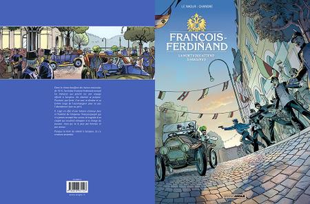 François-Ferdinand - La Mort Vous Attend à Sarajevo