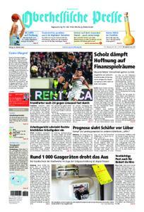 Oberhessische Presse Hinterland - 26. Oktober 2018