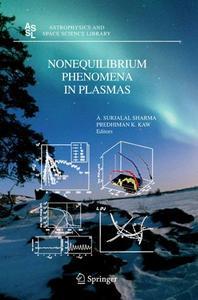 Nonequilibrium Phenomena in Plasmas